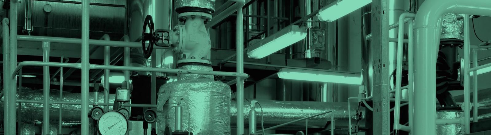 Varmecentraler, VVS og Smede Firma
